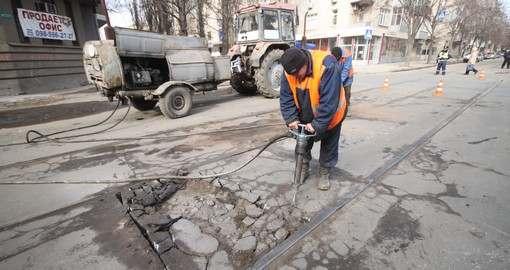 В  Харькове отремонтируют Сумскую и Московский проспект