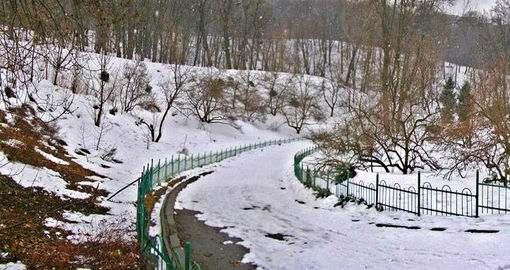 Погода в Харькове: слегка потеплеет