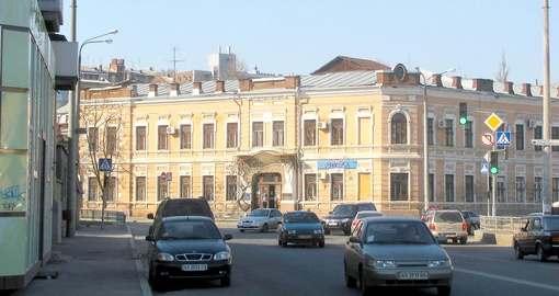 По улице Гражданской в Харькове введено двустороннее движение: схема