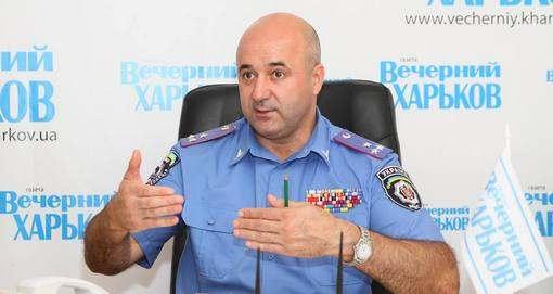 Об угонщиках в Харькове и взяточниках в ГАИ