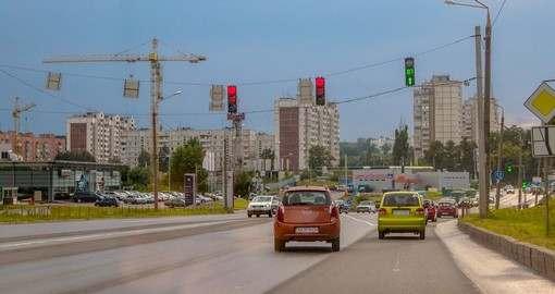 В Харькове ездить на Салтовку теперь можно по-новому