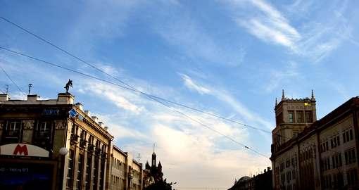 Погода в Харькове: прохладно