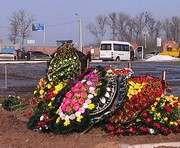 Погибших бойцов похоронят на кладбище №18