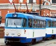 Харьковскому трамваю поменяли маршрут из-за дерева