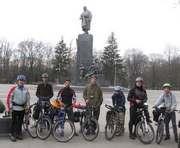 Харьковчане стартуют в велопоход