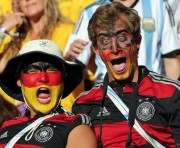 Немцы побили пивной рекорд благодаря футболу