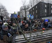 Жители нынешнего Майдана готовятся к штурму
