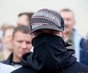 Возле Харьковского горсовета митингующие забросали друг друга яйцами