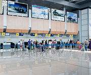 «Авиалинии Харькова» введут онлайн-регистрацию на рейсы
