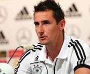 Мирослав Клозе завершил карьеру в сборной Германии