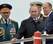 Владимир Путин прибыл в Севастополь