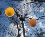 В Харькове на Салтовке установили две сотни новых светильников