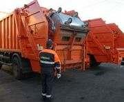 Харьковские мусорщики продолжают гадить в неположенных местах