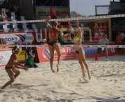 Пляжный волейбол: харьковчане рулят