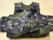 Харьковский политех передал военным 17 бронежилетов