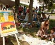 В День Харькова в Саржином яру пройдет праздник для детей