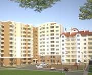 В Киеве строится все больше малогабаритных квартир