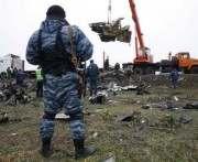 В Харьков привезли остатки сбитого Боинга