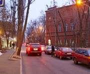 В центре Харькова осветили подходы к ХПИ