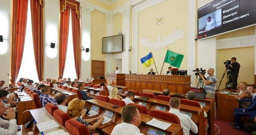 Харьковский горсовет обвиняют в измене