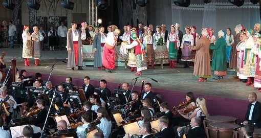 В Харькове произошло грандиозное культурное событие под открытым небом