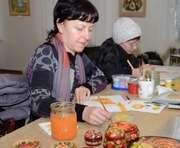 Харьковские народные мастерицы рисовали вишневым соком