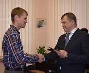 Харьковчанам начали выдавать биометрические паспорта