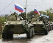 Штаб АТО зафиксировал переброску через границу крупной партии тяжелой военной техники