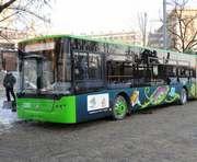 В харьковских троллейбусах появится Wi-Fi