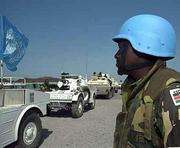 Петр Порошенко выступил за введение миротворцев ООН на Донбасс
