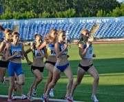 В Харькове открылся легкоатлетический манеж