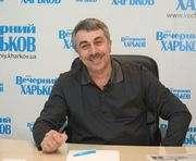 Доктор Комаровский: «Мы не знаем, что будет с педиатрами» (видео)