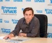 Сергей Жадан о новых книгах, экономике и Донбассе: видео