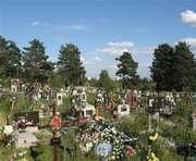 Городские кладбища благоустраивают к поминальным дням