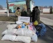 Харьковские кадеты заботятся о сверстниках из зоны АТО