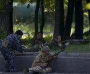 Украинские спецслужбы будут действовать на оккупированных территориях