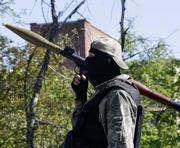 Как соблюдается режим прекращения огня в зоне АТО: боевики обстреляли Широкино из минометов