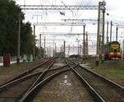 Последствия взрыва железнодорожного моста на Харьковщине ликвидированы