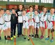 Харьковские школьники третий раз подряд выиграли городской чемпионат по регби-5
