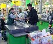 В супермаркетах Харькова покупателей учат быстро считать