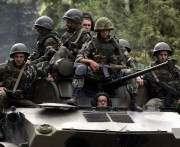 Как соблюдается режим прекращения огня в зоне АТО: боевики применили танки