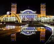 На вокзале «Харьков-Пассажирский» волонтеры организовали центр помощи бойцам АТО