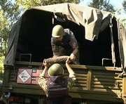 В Харьковском районе обезвреживали боеприпасы