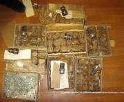 Харьковские пограничники нашли партию контрабандной продукции двойного назначения