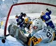 Чемпионат Украины по хоккею завершился сенсационно