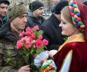 Первые демобилизованные вернулись в Харьков и область