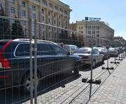 Почему в Харькове перекрыли площадь Свободы
