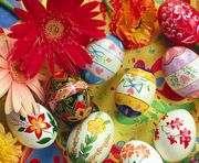 Празднование Пасхи в Харькове: расписание мероприятий