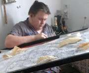 Харьковский студент намерен потратить президентскую стипендию на ткани