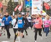 Победителями II Харьковского Международного марафона стали харьковчане